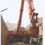 Excavadora cadenas Daewoo